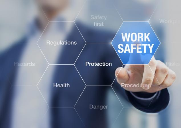 Why it is so important to work safe.